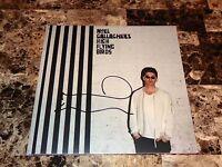 Noel Gallagher Rare Hand Signed Chasing Yesterday Vinyl High Flying Birds Oasis