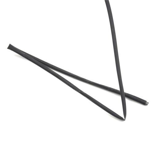 5 Meter Durchmesser 3mm Schrumpfschlauch schwarz Schrumpfschlauch jw