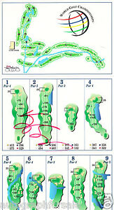 Vijay-Singh-autographed-signed-autograph-La-Costa-PGA-WGC-golf-scorecard-JSA-SOA