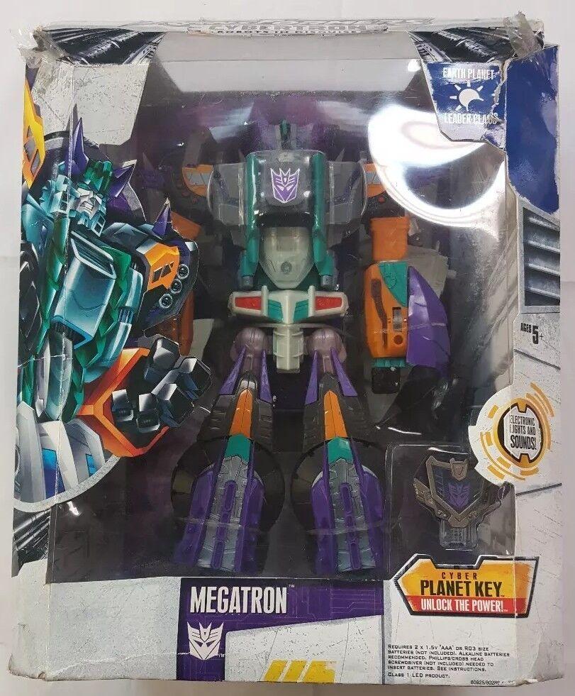 Hasbro Transformers Heroes Of  Cybertron Megatron azione cifra  grande vendita