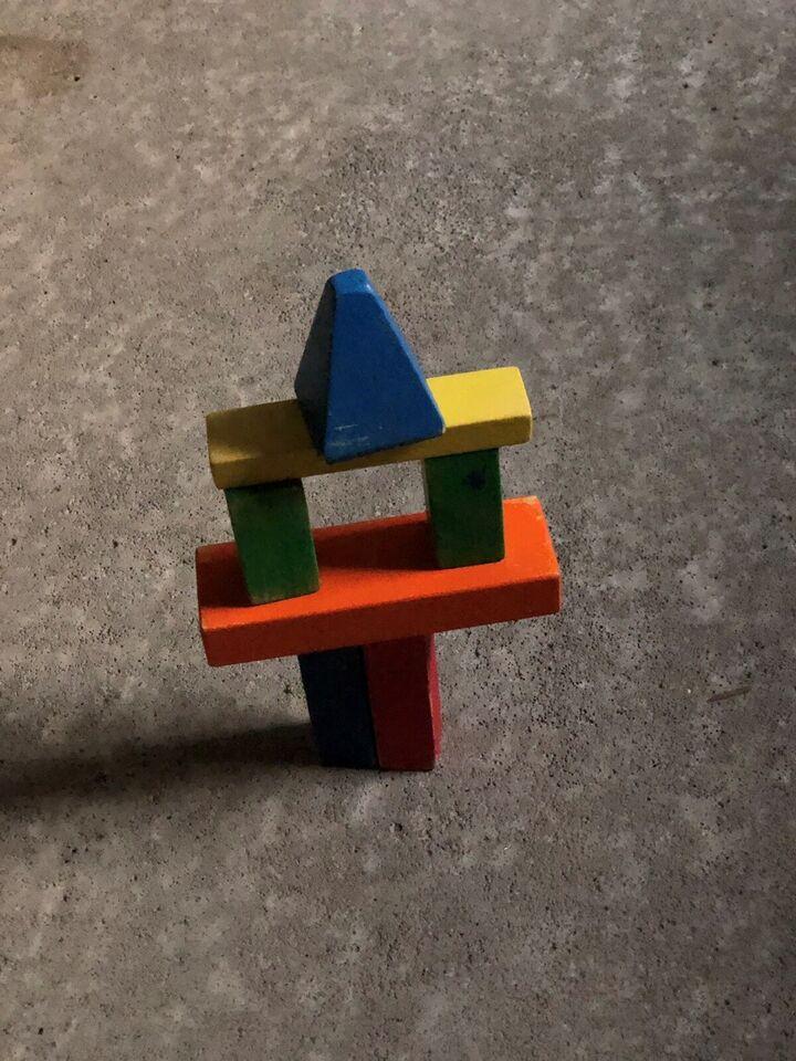 Lego andet, Træklodser