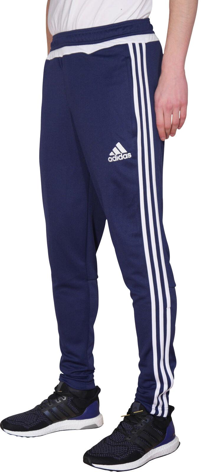 Adidas Tiro15 Mens Skinny Skinnies Football Slim Tapered Training Pants