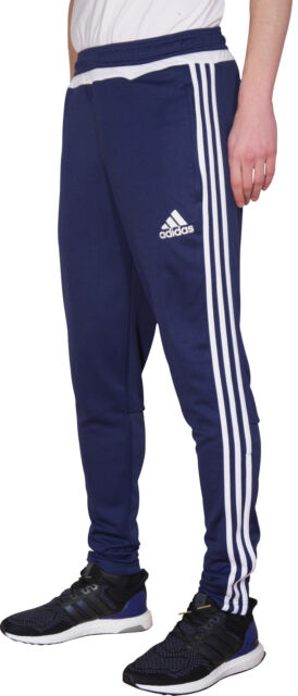 3037dc3ff9a Adidas Tiro15 Mens Skinny Skinnies Football Slim Tapered Training Pants