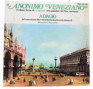 DISCHI-IN-VINILE-ANONIMO-VENEZIANO-33-GIRI-12-12-034-LP-VINYL-CIPIANI-ADAGIO-FILM