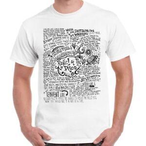 13f0741dda4 Panic At The Disco Band Music Cool Vintage Retro T Shirt 295