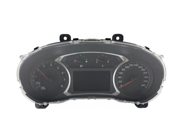 2016-2018 Chevrolet Malibu 1.5L Speedometer KM/H Instrument Cluster  OEM