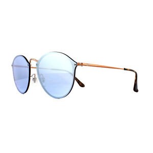 c97446eac5 Ray-Ban Sunglasses Blaze Round RB3574N 90351U Copper Violet Silver ...