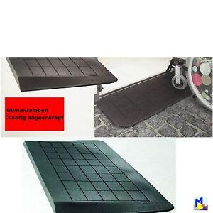 gummi rampe rampenmatte schwellenmatte versch gr z b. Black Bedroom Furniture Sets. Home Design Ideas