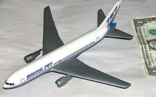 "Rare I.M.C. Holland Boeing 767 9.5"" Plastic Model Air Plane Airline Aircraft"