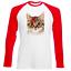 David-Bowie-Ziggy-Cat-Long-Shirt-Gift-Music-Lover-Clothing-Stardust-Album thumbnail 1