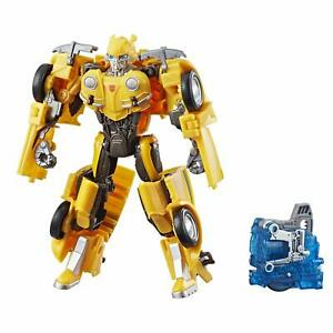Transformers Robot Bumblebee Coccinelle Nitro 18cm - Jouet Transformable 2 En 1