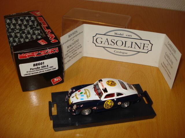"►Brumm S99 05 (BRG01) Promo Model Porsche 356 Panamericana ""Gasoline""◄"