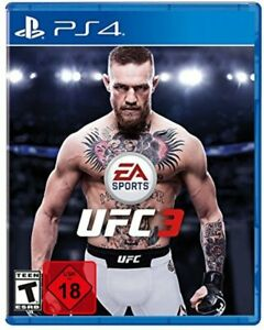 UFC-3-ps4-PLAYSTATION-4-NUOVO-amp-OVP-uncut-spedizione-lampo