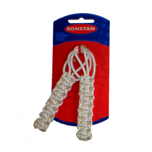 Pair Ronstan Rf6093M Snap Shackle Lanyard 3/""