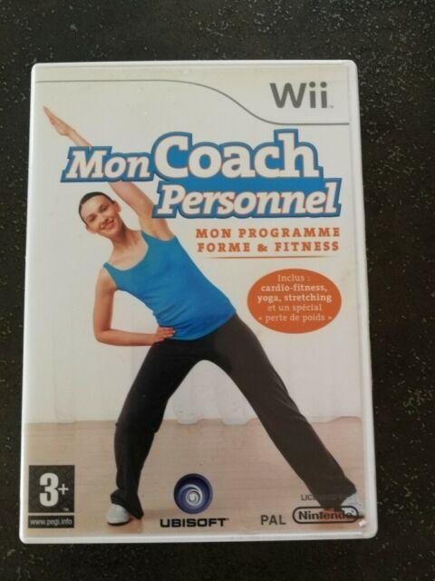 Jeu Wii : Mon Coach Personnel - EN FRANCAIS