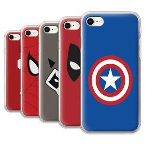 Gel-TPU-Case-for-Apple-iPhone-8-Super-Hero-Comic-Art