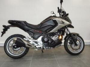 Honda Nc750x Dct 950 Off Rrp Plus Buy Yours With 0apr Finance Ebay