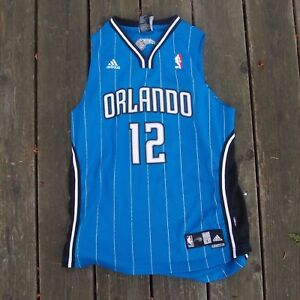 f008871a1 DWIGHT HOWARD ORLANDO MAGIC  12 ADIDAS SWINGMAN +2 JERSEY YOUTH ...