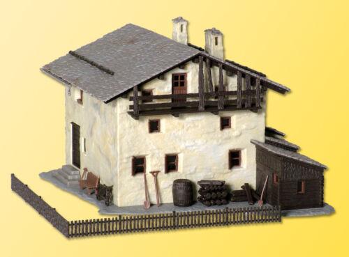 Kibri HO 38812 H0 Berghaus Sils in Grevasalvas  Bausatz  Neuware