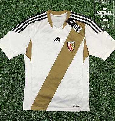 Racing Lens Shirt Genuine Adidas Rc Lens Football Jersey Mens All Sizes Ebay