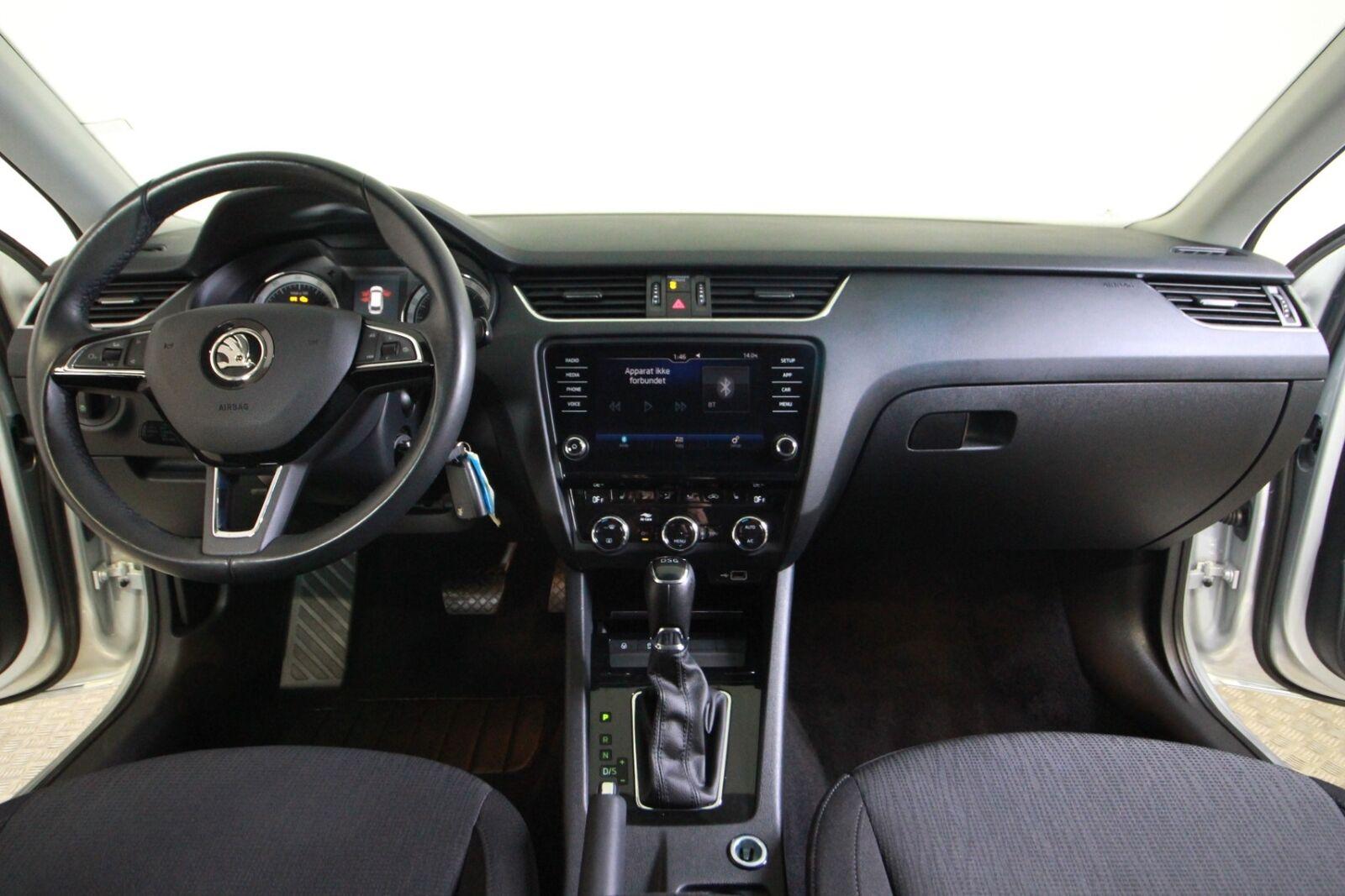 Skoda Octavia TSi 115 Style Combi DSG