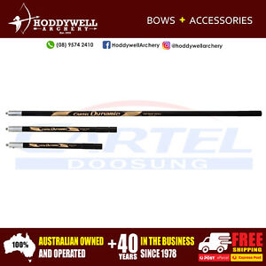 FREE-EXPRESSPOST-AUS-WIDE-CARTEL-ARCHERY-DYNAMIC-CARBON-STABILIZER-HODDYWELL