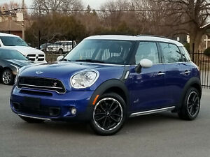 2015 MINI Cooper Countryman ALL4|S MODEL|PANO ROOF|HEATED SEATS|XENON|PADDLE S