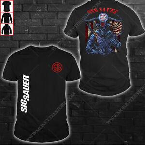 SIG Sauer Gun Men's US T-Shirt Top Gift