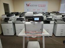 Ricoh Mp 401spf Blackwhite Copier Printer Scanner Low Meter Count Only 3k
