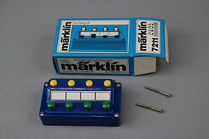 V204-Marklin-train-Ho-M-1-pupitre-commande-7211-Marklin-stellpult-control-panel