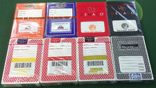 CASINO PLAYING CARDS - 8 DECKS NEW ACTUAL CASINO CARDS FREE SHIPPING (2) *