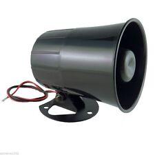 Six 6 Tone Loud Alarm Siren Car Truck ATV Security System Horn