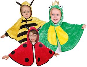 Toddler Girls 3 Piece Deluxe Ladybird Mini Beast Fancy Dress Costume Outfit