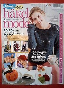 Simply Häkeln November 042017 Sonderheft Moderne Designs Mit Stil