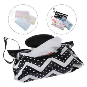 Clutch-and-Clean-Wipe-Carrying-Case-Eco-friendly-Wet-Wipes-Bag-Cosmetic-Pouch-NT