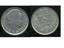 5 francs 1933  bazor  (   pas d'espace entre L et bazor )  ( bis )