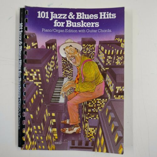 101 JAZZ /& BLUES HITS FOR BUSKERS