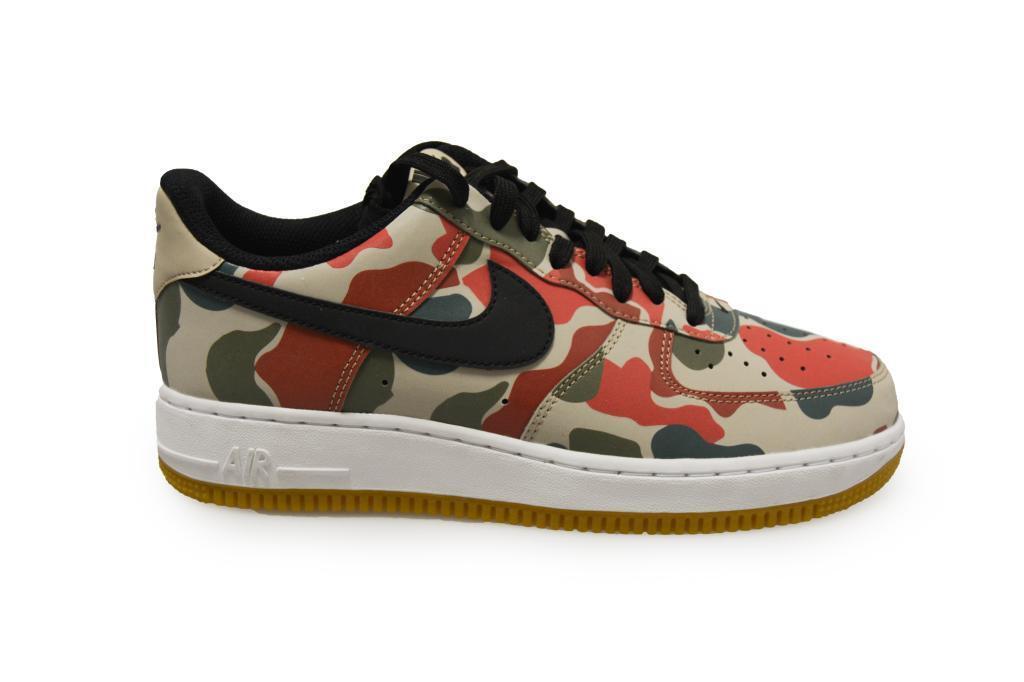 Hombre Air Nike Air Hombre Force 1'07 Lv8 'Refletive Camuflaje'  718152201  Blanco b57bae