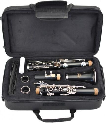Steinbach Bb Klarinette böhm System mit 17 Klappen 6 Ringe