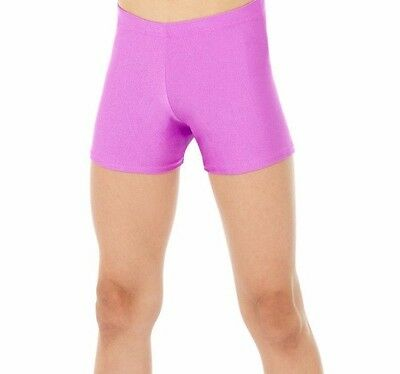 MONDOR Print Gymnastics Shorts 7 PRINTS Child Sizes NWT