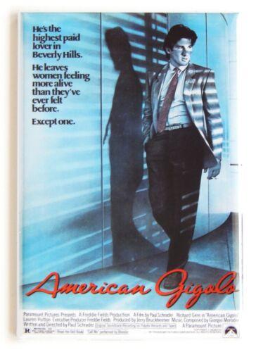 American Gigolo FRIDGE MAGNET movie poster
