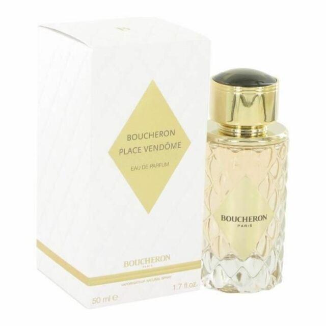 Parfum Femme BOUCHERON Place Vendôme 50ML EDP Eau de Parfum Vapo Spray