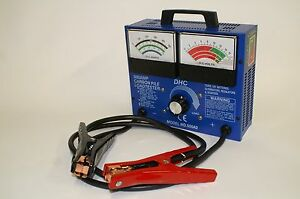 Dhc battery load tester 50888