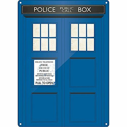 Game of Thrones Dr Who Home Wall Decor Cool Gift Fan TV Show Tin Metal Sign