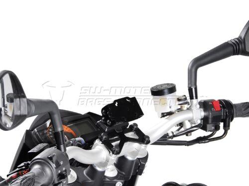 KTM 690 Duke 4 Bj.11 Quick Lock Halter TomTom Rider 40 42 400 410 450 500 550