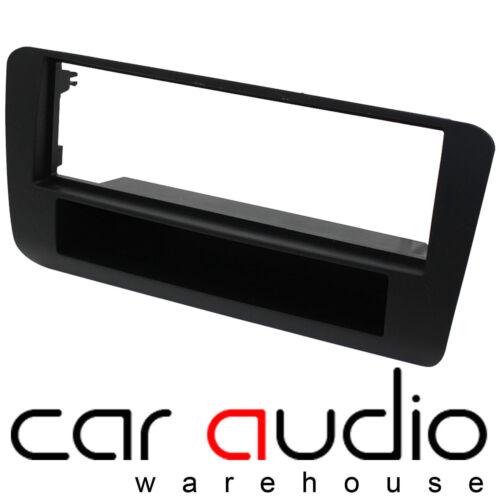 Autoleads FP-20-01 Skoda Octavia 2004/> Black Single//Double Din Fascia Panel