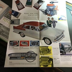Vintage-Brochure-1950s-Austin-A60-Cambridge-Car-Sales-Advertising-Catalogue