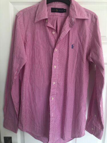 Polo Lauren Custom Fit Shirt Xs Ralph rYAqSxr
