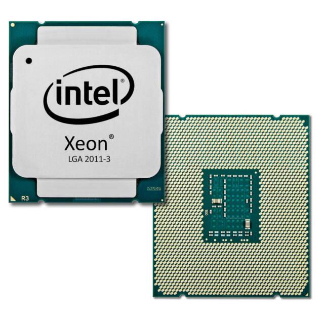 Intel Xeon E5-2620v3 Six Core CPU 6x 2.4GHz 15 MB SmartCache Socket 2011-3 SR207