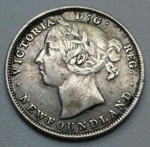 Canada-20-Cents-1882H-VICTORIA